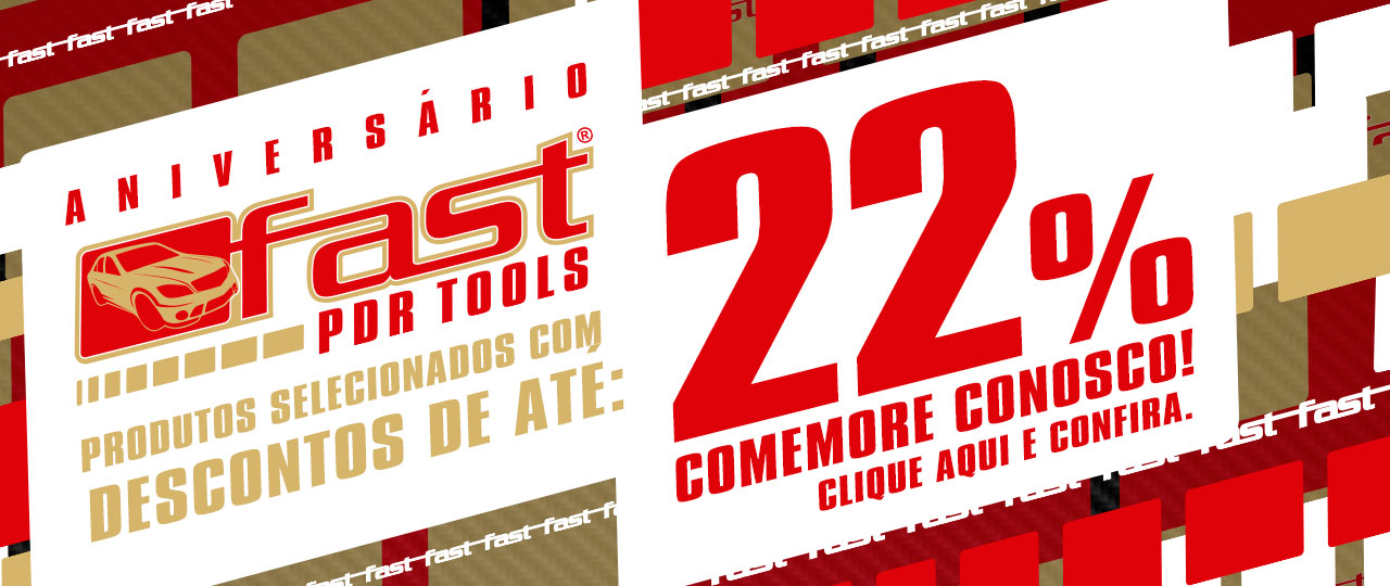 Aniversário Fast PDR Tools